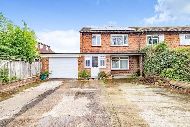 4 bed end terrace house for sale in Clyston Road, Watford, Hertfordshire WD18