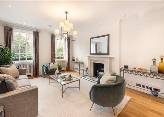 Thumbnail Property to rent in Earls Terrace, Kensington
