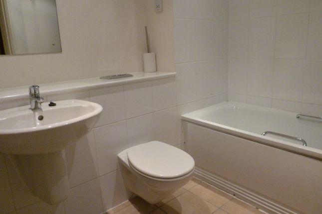 Bathroom of Gunwharf Quays, Portsmouth PO1