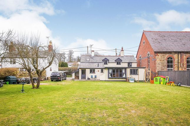 Thumbnail Detached house for sale in Moors Lane, St. Martins Moor, St. Martins, Oswestry