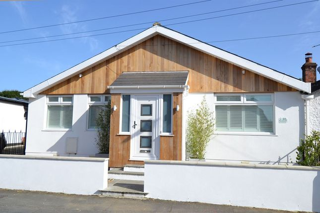 Thumbnail Semi-detached bungalow for sale in Kingsdown Park, Tankerton, Whitstable