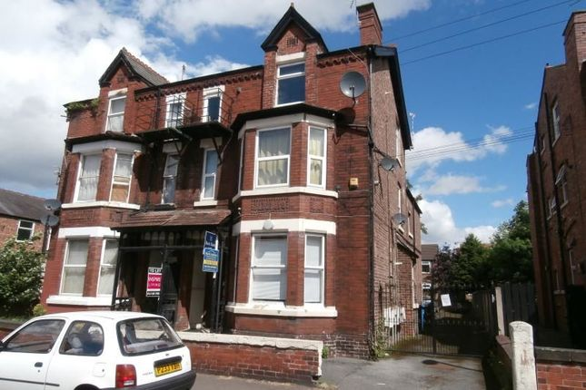 Thumbnail Flat for sale in Clarendon Road, Manchester