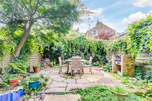 Garden of Cautley Avenue, London SW4
