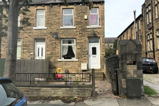Thumbnail End terrace house for sale in St James Road, Huddersfield