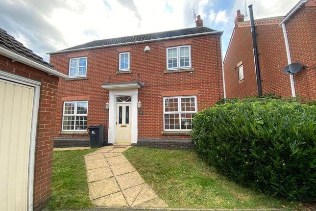 4 bed detached house to rent in Ireton Close, Belper DE56