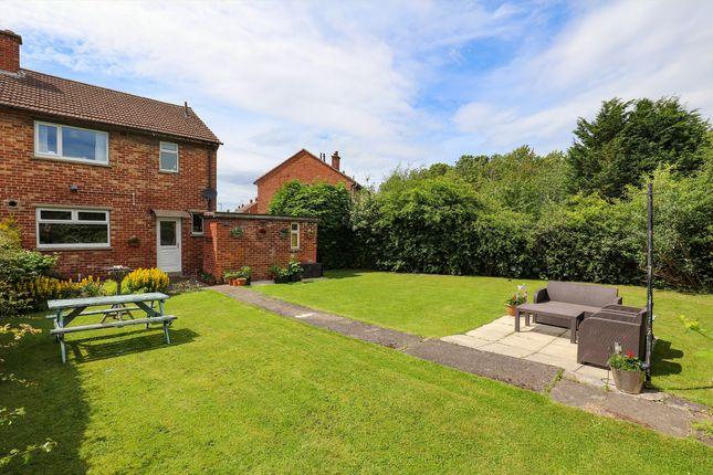 Thumbnail Semi-detached house for sale in North Crescent, Killamarsh, Sheffield