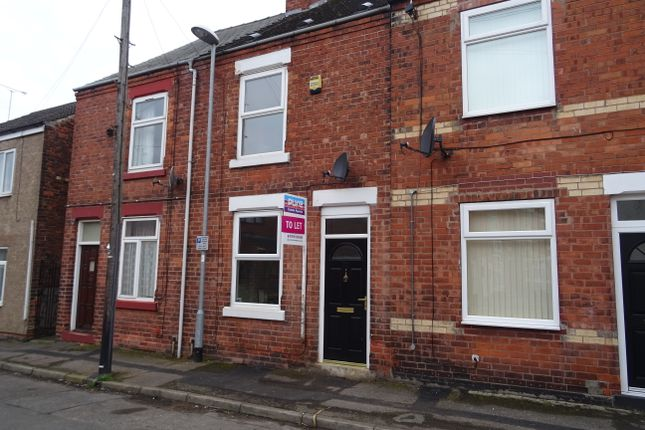 Thumbnail Terraced house to rent in Cresswell Street, Worksop