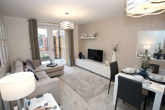 2 bedroom duplex for sale in Brian Harrison Close, Minehead Court, Withington, Manchester