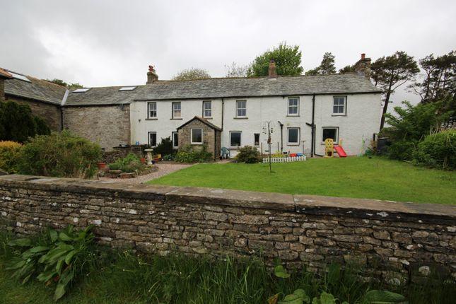 Thumbnail Farmhouse for sale in Newbiggin On Lune, Kirkby Stephen