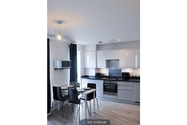 Thumbnail Flat to rent in Eaton House, Southampton