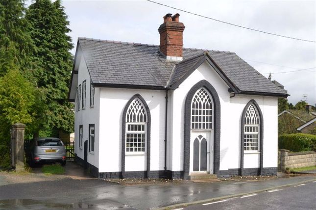 Thumbnail Bungalow for sale in 1, Dolforgan Lodge, Kerry, Newtown, Powys