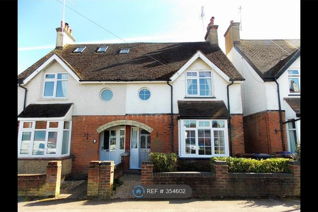 Thumbnail Semi-detached house to rent in Milestone Road, Knebworth