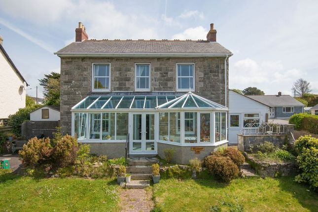 Thumbnail Detached house for sale in Albany Road, Redruth