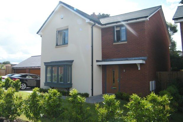 Thumbnail Detached house to rent in The Gables, Cheltenham