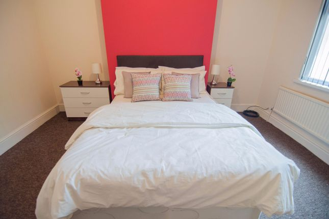 Thumbnail Shared accommodation to rent in Sheppard Street, Stoke On Trent