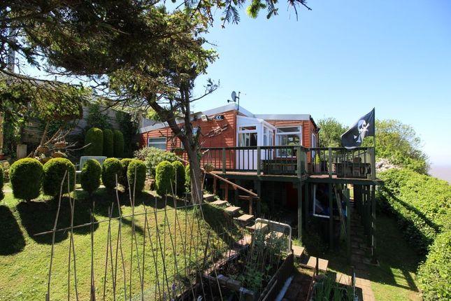 Thumbnail Bungalow for sale in Coast Caravan Park, Walton Bay, Clevedon