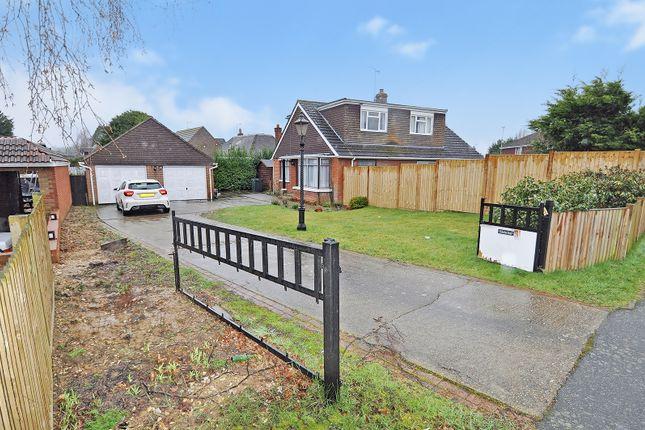 Thumbnail Detached bungalow to rent in Burton Road, Kennington, Ashford