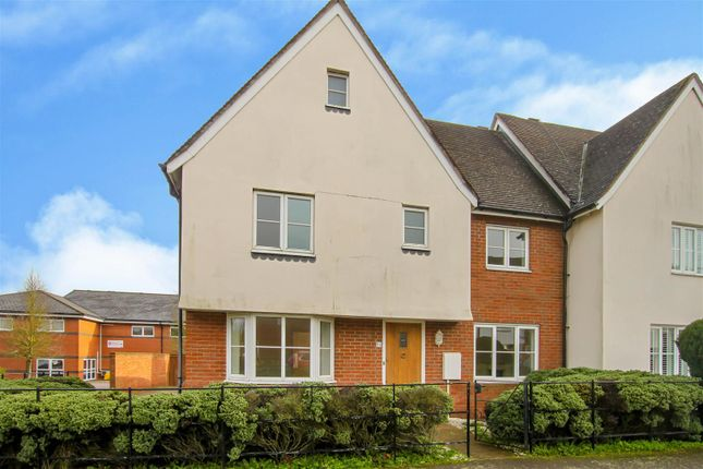 Thumbnail Semi-detached house for sale in The Gables, Ongar