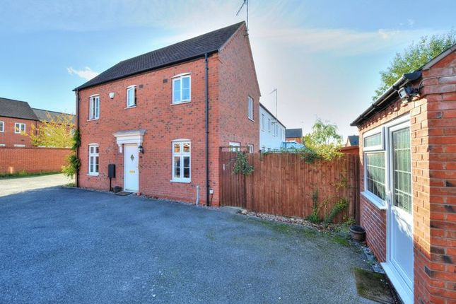 Thumbnail Semi-detached house for sale in Addison Mews, Stratford-Upon-Avon