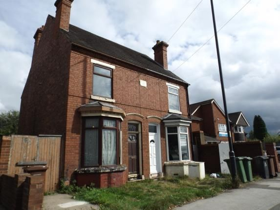 Thumbnail Semi-detached house for sale in Cannock Road, New Invention, Willenhall