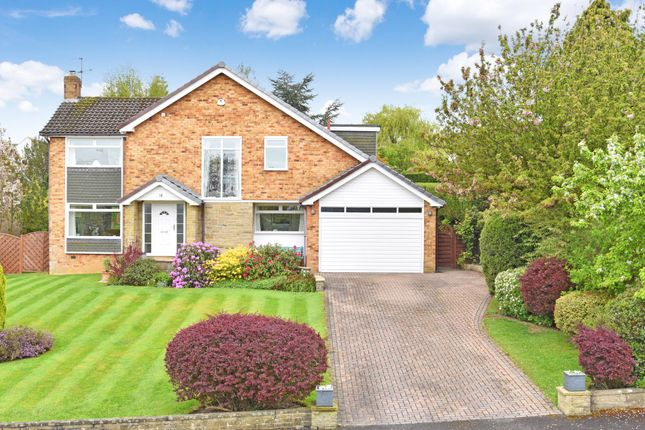 Thumbnail Detached house for sale in Fulwith Drive, Harrogate