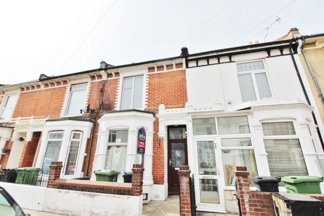 Thumbnail Terraced house to rent in Bosham Road, Portsmouth