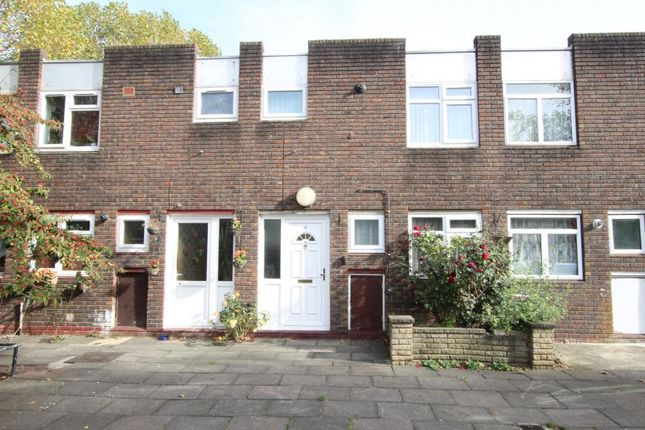 Terraced house for sale in Everglade Strand, London