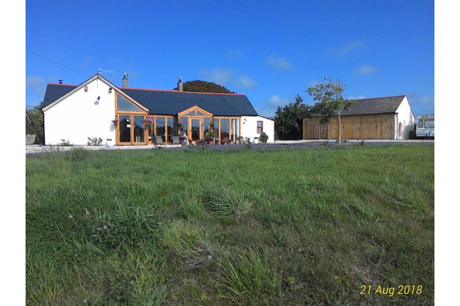Thumbnail Barn conversion for sale in Llanynghenedl, Holyhead