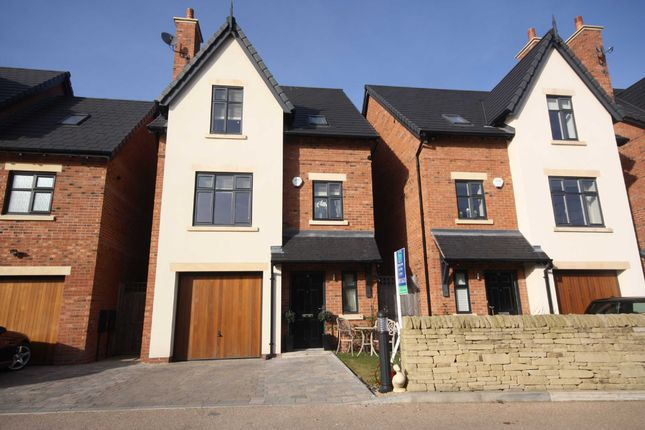 Thumbnail Detached house to rent in Watersway, The Boatyard, Worsley