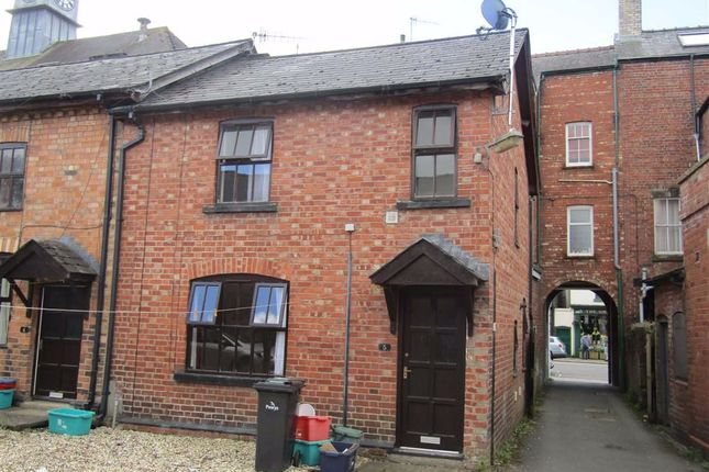 Thumbnail Semi-detached house to rent in 5, Victoria Square, Llanidloes, Powys