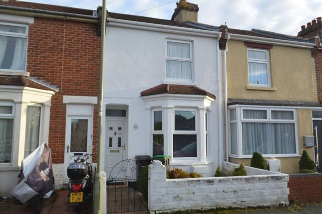 Thumbnail Terraced house to rent in Frater Lane, Gosport