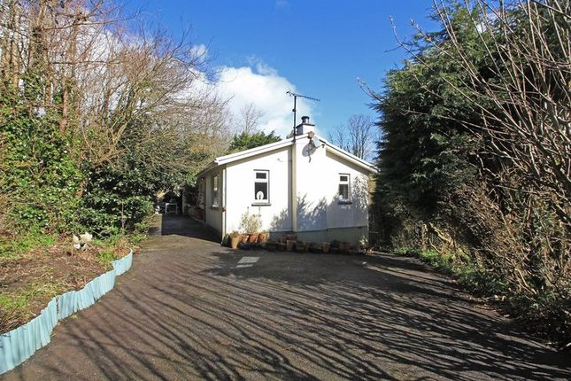 Thumbnail Detached bungalow for sale in Wills Moor, Gorran Haven, St. Austell