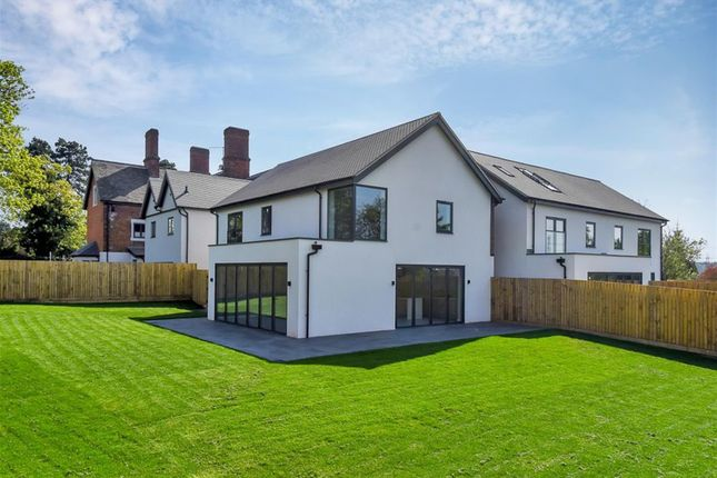 Thumbnail Detached house for sale in Station Road, Kegworth, Derby