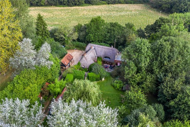 Thumbnail Detached house for sale in Wellow Drove, West Wellow, Romsey, Hampshire