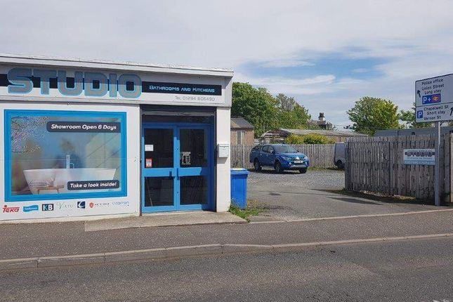 Retail premises for sale in Manse Street, Saltcoats