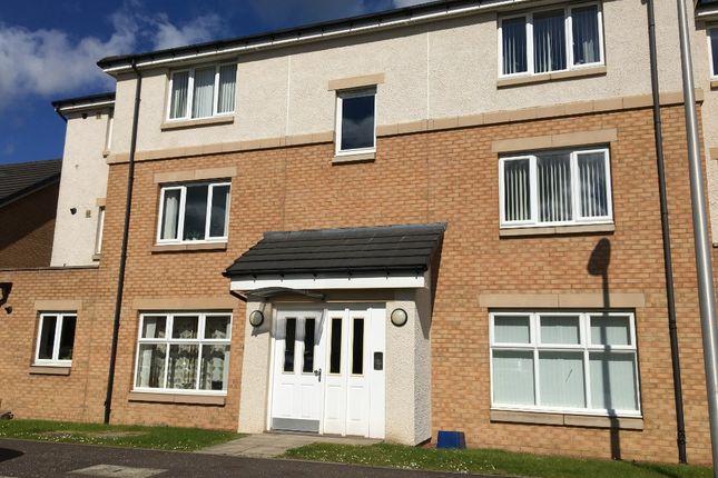 Thumbnail Flat to rent in Maude Close, Kirkliston, Edinburgh