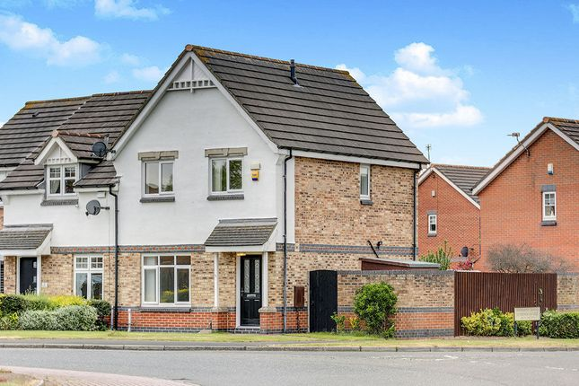 Thumbnail Property to rent in Sandringham Drive, Blyth