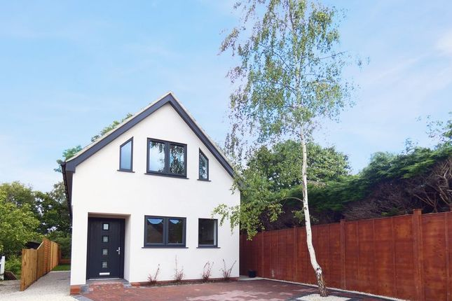 Thumbnail Detached house for sale in Swanwick Lane, Swanwick, Southampton