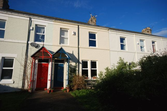 Thumbnail Terraced house to rent in Woodbine Road, Gosforth, Newcastle Upon Tyne