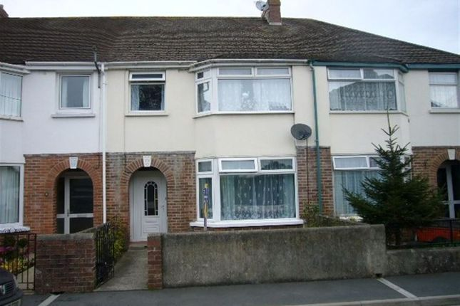 Thumbnail Property to rent in Meadowville Road, Bideford, Devon