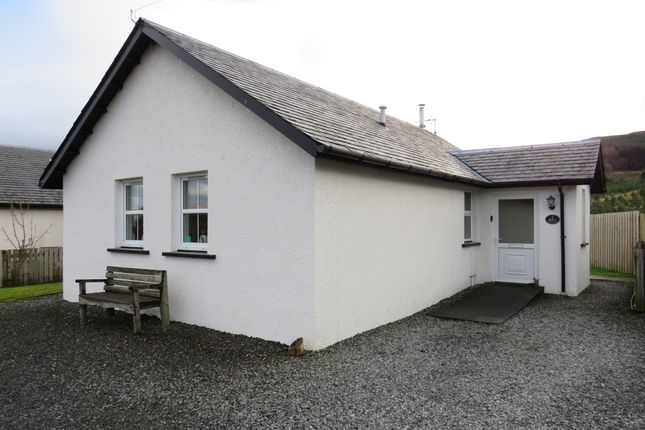Thumbnail Detached bungalow for sale in Blinkbonnie Cottage, Wester Lix, Killin