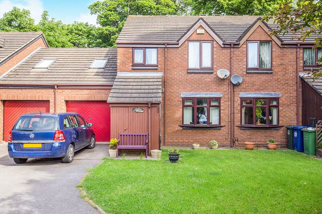 Thumbnail Terraced house for sale in Coach House Mews, Normanby, Middlesbrough
