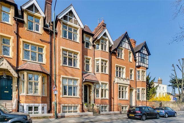 Thumbnail Terraced house for sale in Church Road, Barnes, London