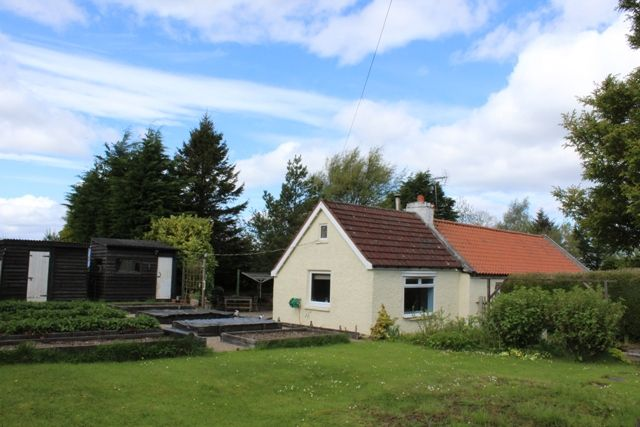 Thumbnail Detached bungalow for sale in The Sheiling, Clochan, Buckie