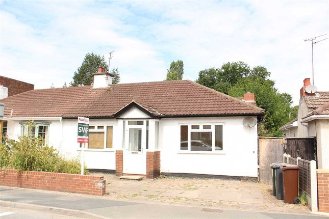 Thumbnail Bungalow for sale in Crowther Road, Newbridge, Wolverhampton