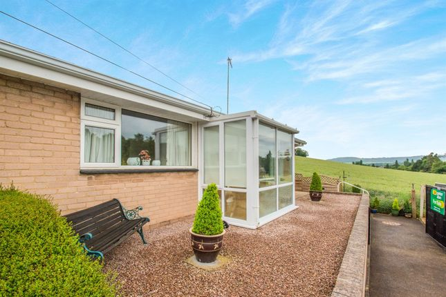 Thumbnail Terraced bungalow for sale in Oakgrove, Rockfield, Monmouth