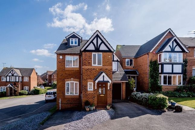 4 bed detached house for sale in Raphael Close, Shenley