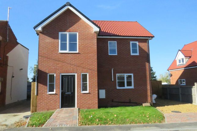 Thumbnail Detached house for sale in Pattricks Lane, Dovercourt, Harwich