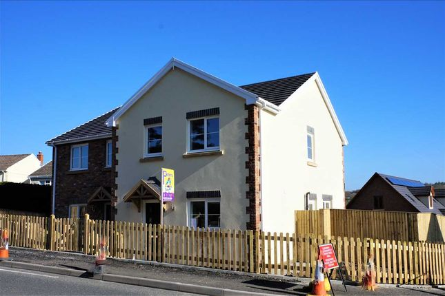 Thumbnail Semi-detached house for sale in Paxton, Glanfryn Court, Drefach, Llanelli