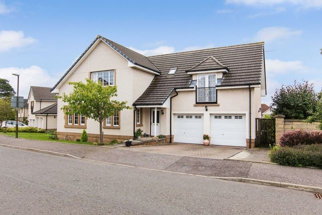 Thumbnail Detached house for sale in 4 Alderston Gardens, Haddington, East Lothian